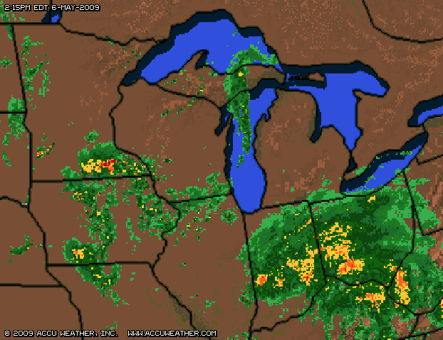 Northern MidWest Radar