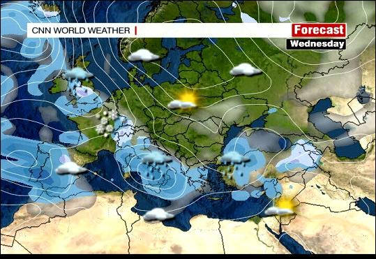 Bol island Brac Croatia Europe Forecast image by CNN