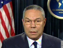 Colin Powell talks about Belafonte's remarks on Wednesday night's edition of