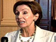 Minority Whip Nancy Pelosi, of California, could fill Gephardt's post.