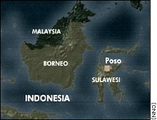 Poso has been wracked by years of Muslim-Christian violence