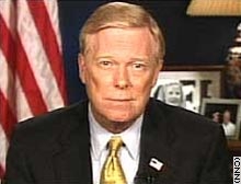 Former House Minority Leader Richard Gephardt