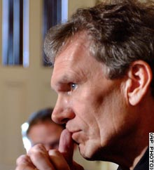 Daschle:  'I concluded that I want to be here in the Senate.'
