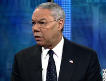 Colin Powell: 'I wish it was possible for everything to be race-neutral in this country.'