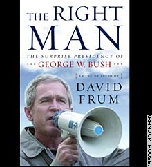 David Frum's new book,