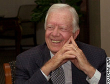 Former President Jimmy Carter