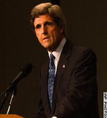 Sen. John Kerry