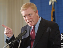 Rep. Richard Gephardt plans to march in a South Carolina parade this weekend.