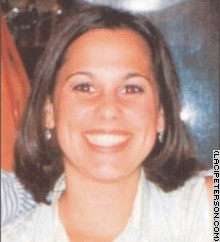 Laci Peterson was eight months pregnant when she disappeared.
