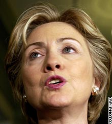 Hillary Rodham Clinton: