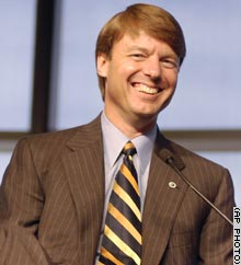 Democratic presidential candidate Sen. John Edwards of North Carolina