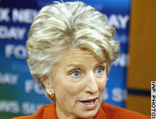 Rep. Jane Harman says she