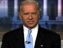 Sen. Joe Biden:
