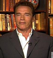 Arnold Schwarzenegger: