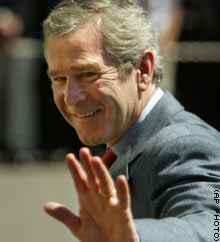 President Bush said he will seek supplemental funding from Congress for the rebuilding of Iraq.