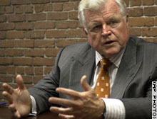 Sen. Edward Kennedy: 
