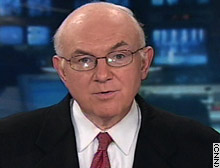 CNN analyst Bill Schneider