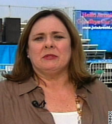 CNN's Candy Crowley