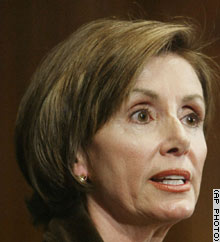 House Democratic Leader Nancy Pelosi: Republicans 'don't have the votes.'