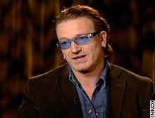Bono: Bush is