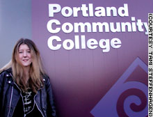 Christy Moorehouse is a student reporter at the campuses of Portland Community College.