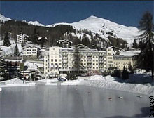 Davos is again the setting for the World Economic Forum after being held in New York last year