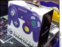 Nintendo's GameCube is competing against Sony's PlayStation 2 and Microsoft's Xbox in the $20 billion video games market