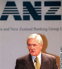 McFarlane said ANZ had a low-risk approach to Asian investments.