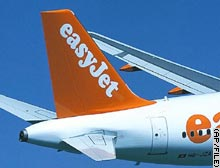 Lower profits than predicted at low cost airline Easyjet