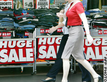 Australian consumer spending is easing as confidence falls