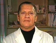 Dr. Robert Zaleski, an orthopedic surgeon in West Virginia