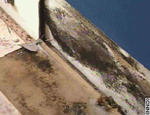 Mold is more likely to grow in areas with water or dampness, such as bathrooms and basements.
