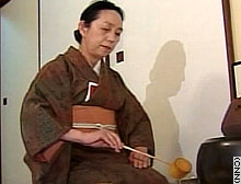 Japan's tea ceremony has been practiced with precision the same way for centuries.