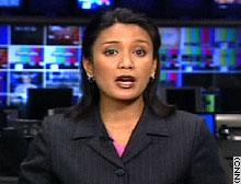 CNN correspondent Elaine Quijano