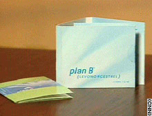 Plan B is an emergency contraceptive that is only available by prescription in the United States.
