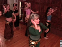 Belly dancing has emerged as one of the hot new workout trends in recent years.