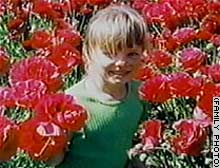 Danielle van Dam was found dead 25 miles away from her family home.