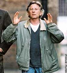 Roman Polanski picked up an Oscar nomination for his direction of