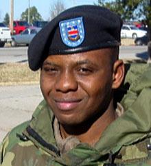 Suspect Sgt. Hasan K. Akbar