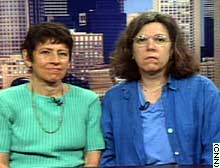 Ellen Wade and Maureen Brodoff