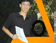 Princeton student Daniel Peng's site collects donations to pay his $15,000 music industry settlement.