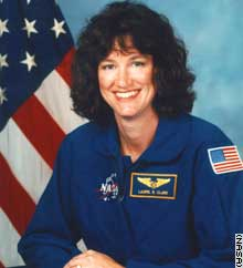Laurel Clark was a medical doctor who joined NASA in 1996.