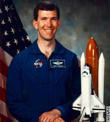 Rick Husband decided he wanted to be an astronaut when he was in fourth grade.