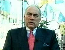 CNN Senior International Correspondent Walter Rodgers