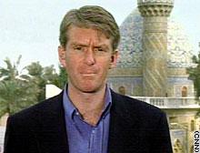 CNN correspondent Nic Robertson in Baghdad, Iraq