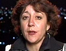Correspondent Jane Arraf