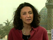 CNN's Rym Brahimi