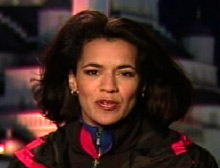 CNN's Fredricka Whitfield