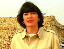 CNN's Christiane Amanpour