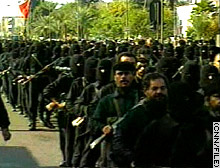 The Fedayeen Saddam group  reports directly to the presidential palace.